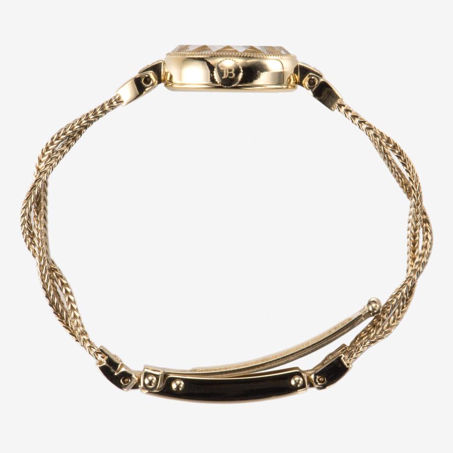 側面 - Muguet(ミュゲ): すずらんをモチーフにしたブレスレット型腕時計